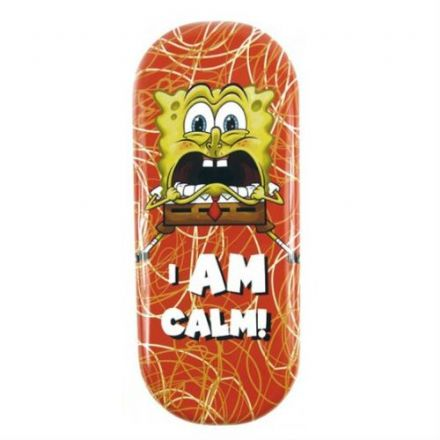 SpongeBob Glasses Case, I Am Calm